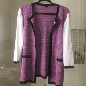 Misook jacket sz L